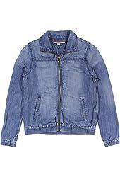 Tommy Hilfiger Women's Denim Linen Jacket