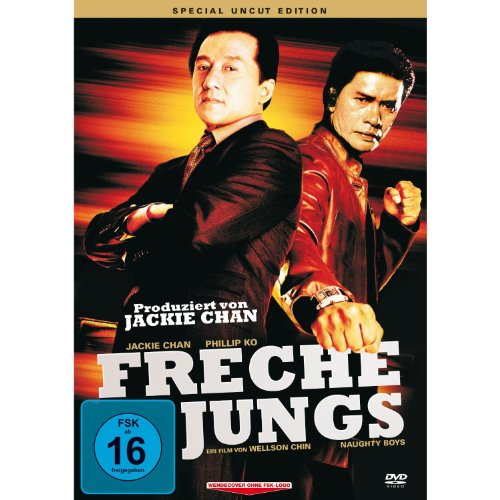 Jackie Chan - Freche Jungs - Naughty boys