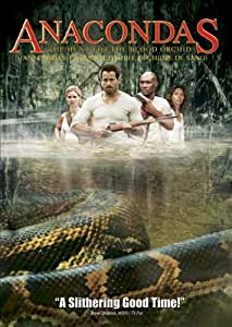 Anacondas: The Hunt for the Blood Orchid Bilingual