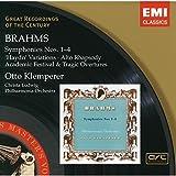 Sinfonias 1-4 (O.Klemperer)