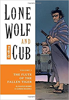 Lone Wolf and Cub Omnibus 1-12 COMPLETE SERIES Dark Horse Manga English Text