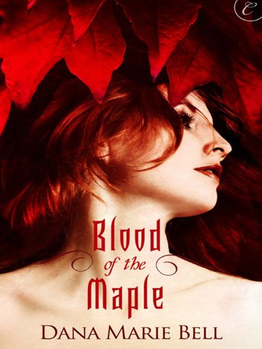 Image of Blood of the Maple (Maggie's Grove Book 1)