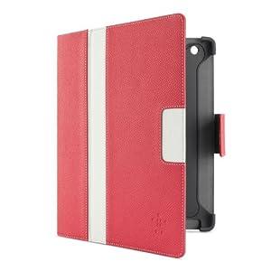 NewiPad条纹折叠保护壳现价$37.49( 原价$49.99)