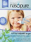 Nasopure Little Squirt To Go Kit, with 4 Ounce Bottle