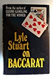 img - for Lyle Stuart on Baccarat book / textbook / text book