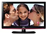 LG 32LD350 32 inch Widescreen Full HD 1080p LCD TV with Freeview home cinema video