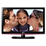 LG 19LD350 19-inch Widescreen HD Ready LCD TV with Freeviewby LG Electronics