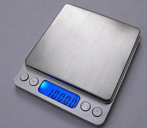 Weiheng 2kg*0.1g Mini Balance à bascule Digital balance numérique