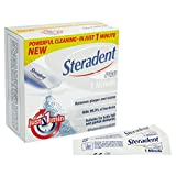 Steradent Pro 1 Minute Denture Tablets 30 per pack