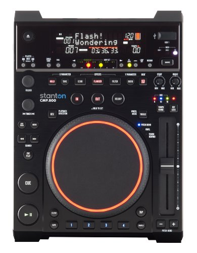 Best Price! Stanton CMP800 Multi Format DJ CD/MP3 Player