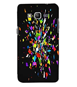 SAMSUNG GALAXY GRAND PRIME SPARKLE Back Cover by PRINTSWAG