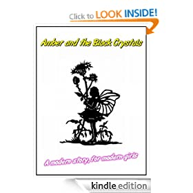Amber and the Black Crystals (Amber's Adventures)