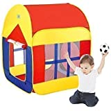 Large Space Colorful 1-7 Years Old Children Tent Indoor And Outdoor Toys Multi-Function Baby Tents Foldable Kids...