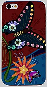 Marvelous multicolor printed protective REBEL mobile back cover for iPhone 5C D.No.N-R-2462-IP5C