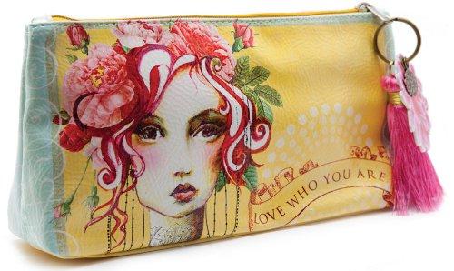 Papaya Art Love Who You Are Rose Graphic Arts