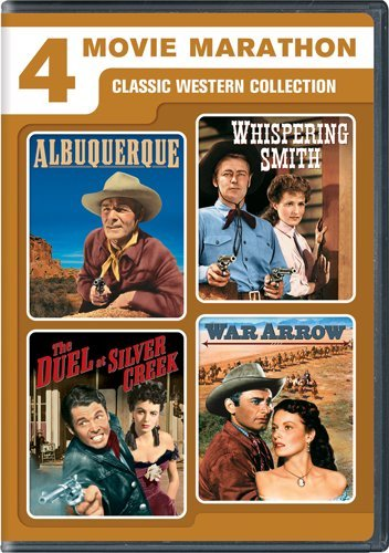 4 Movie Marathon: Classic Western Collection [DVD] [Region 1] [US Import] [NTSC]
