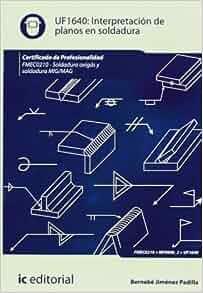 Interpretación de planos en soldadura. fmec0210 - soldadura oxigás y