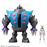 新造人間キャシャーン 「昭和模型少年クラブ」 ツメロボット (キャシャーンミニフィギュア付き) NONスケール プラモデル