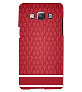 PrintDhaba Pattern D-2072 Back Case Cover for SAMSUNG GALAXY E5 (Multi-Coloured)