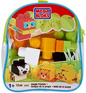 Megabloks Jungle Animals