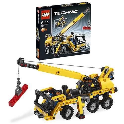 LEGO Technic Mini Mobile Crane 8067