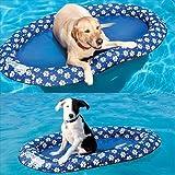 SwimWays Paddle Paws Dog Pool Float (Large)
