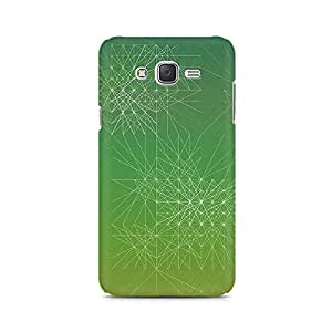 Ebby Eco Geometric Premium Printed Case For Samsung J3 2016