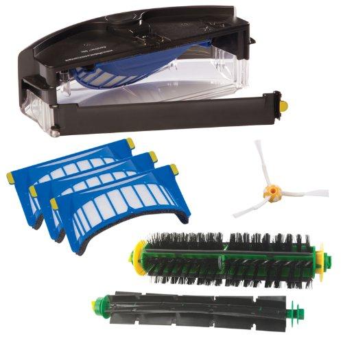 iRobot Roomba 500 Series AeroVac Upgrade Kit - Black (Irobot Brush Kit compare prices)