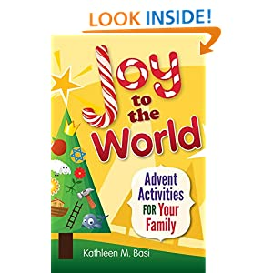 Joy to the World Advent Activities
