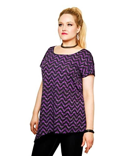 S.H.E. Plus Women's Short Sleeve Top