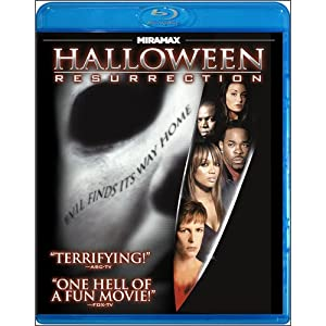 Halloween: Resurrection [Blu-ray]