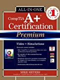 img - for CompTIA A+ Certification All-in-One Exam Guide, Premium Eighth Edition (Exams 220-801 & 220-802) book / textbook / text book