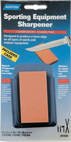Norton Sporting Equipment Sharpener, 3In. X 1 1/2In. 7660787630