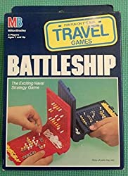 Vintage TRAVEL BATTLESHIP GAME (1989) Brand New