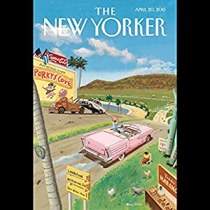 The New Yorker, April 20th 2015 (William Finnegan, James Verini, Peter Schjeldahl) | [William Finnegan, James Verini, Peter Schjeldahl]