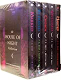The House of Night Collection - Marked / Betrayed / Chosen / Untamed / Hunted (0312530641) by P. C. Cast