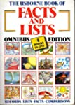 The Usborne Book of Facts and Lists O...