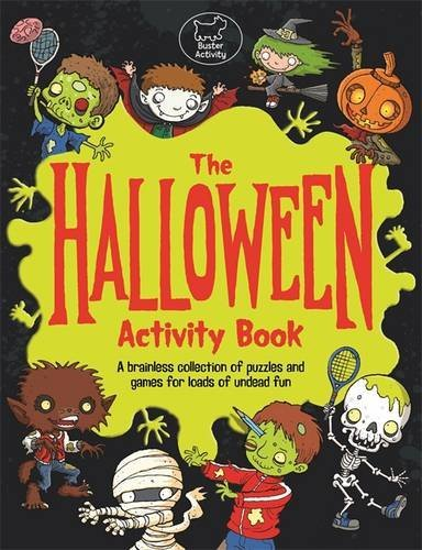 The Halloween Activity Book (Activity Books)