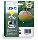 T1294 Original Yellow Printer Ink Cartridge for Epson Stylus SX535WD