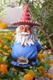 El Gnombre - The Hispanic Garden Gnome