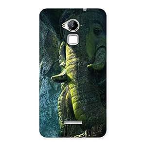 Impressive Rock Ganesha Back Case Cover for Coolpad Note 3