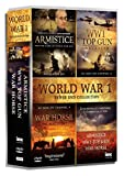 WW1 Triple DVD Box Set - Containing Armistice (BBC1), War Horse (Channel 4) and WW1 Top Gun Revealed (Channel 5)