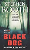 Black Dog (Cooper & Fry Mysteries) Stephen Booth