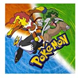 Image of Pokemon Lunch Napkins 16ct