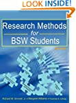 Research Methods for Bsw Students (8t...