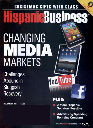 Hispanic Business (1-year auto-renewal)
