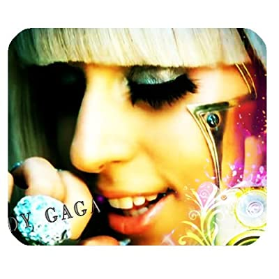 HuangHou's Mouse pad,New Hot Special Customized Lady Gaga Mouse pads Comfortable Gaming Mousepad