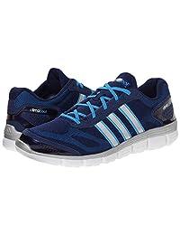 New Adidas Men's ClimaCool Fresh Running Shoes Night Blue/White/Solar Blue