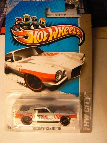 Hot Wheels HW City 163/247 '70 Chevy Camaro RS - 1