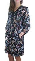 Ladies Long Paisley Dress or Long Tunic Top in Ladies size 8 - 22